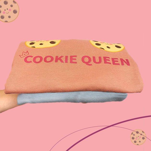 Cookie Queen Jumper Pink Gallery Image