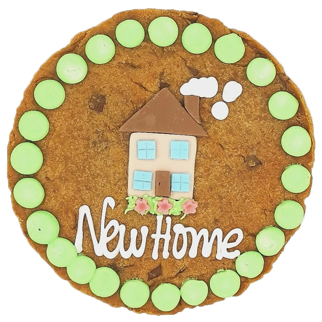 New Home Giant Chocolate Chip Cookie Featured Image