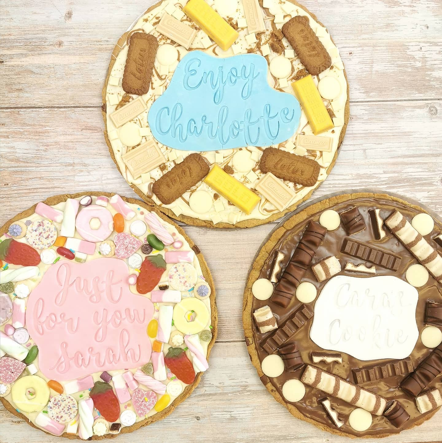 Personalised Fully Loaded Cookie Gallery Image
