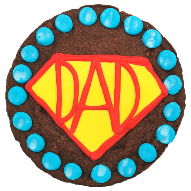 SuperDAD Giant Chocolate Chip Cookie Featured Image
