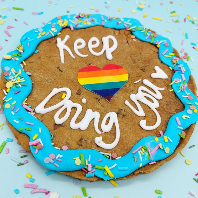 Limited Edition PRIDE Cookie Gallery Image
